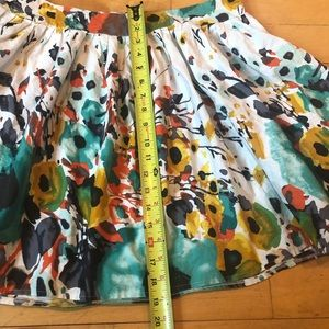Dresses & Skirts - Floral skirt size XL